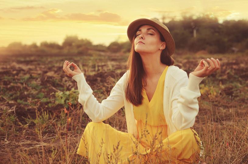 Proces lub stan medytacji zawsze obejmuje trzy byty: Widza, umysł oraz obiekt lub pytanie /123RF/PICSEL