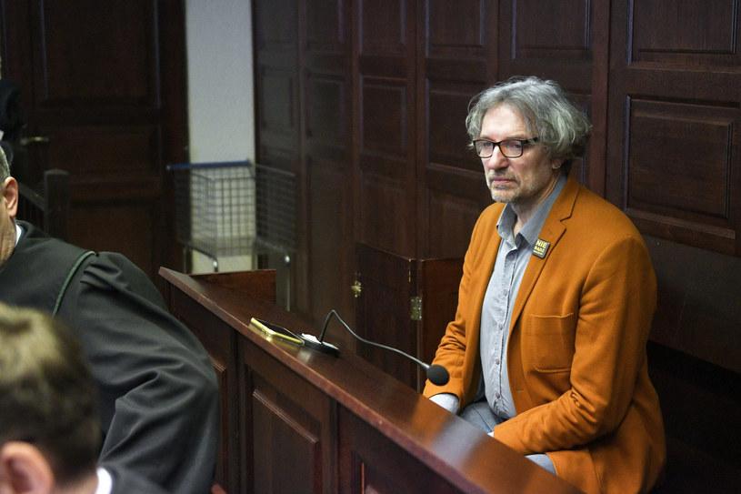 Proces Mateusza Kijowskiego /MAREK KUDELSKI/AGENCJA SE /East News