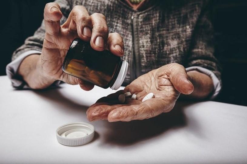 Proces starzenia można zatrzymać /123RF/PICSEL