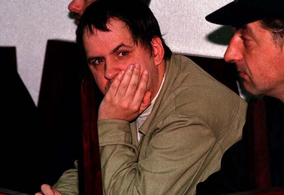 Proces Wampira z Bytowa w 1996 r. /S. Kraszewski /PAP