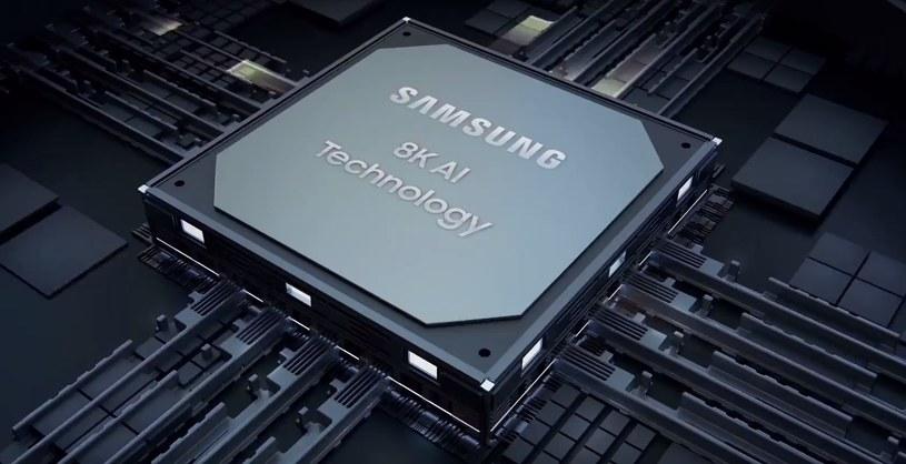 Procesor AI Samsunga /materiały prasowe