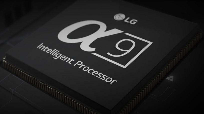 Procesor LG Alpha9 /materiały prasowe
