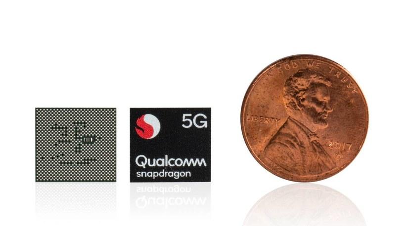Procesor Qualcomm Snapdragon 765 z modemem 5G /materiały prasowe