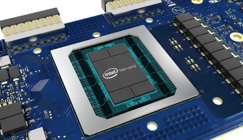 Procesory Intel Nervana będą wyposażone w sztuczne sieci neuronowe /materiały prasowe