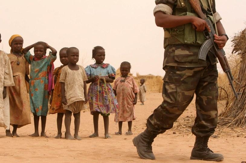 Prócz ONZ pokoju starają się pilnować siły Unii Afrykańskiej /Michael Kamber /East News