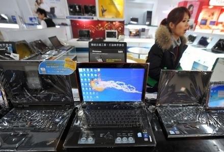 Producenci komputerów wreszcie odbili się od dna /AFP