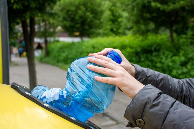 Producenci przeniosą koszty recyklingu na konsumentów? To niemal pewne! /123RF/PICSEL