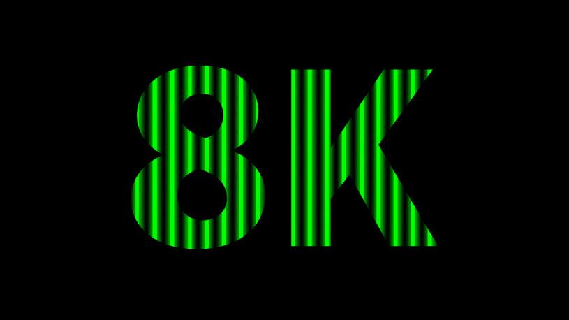 Producenci przygotowują nowy kodek 8K /123RF/PICSEL