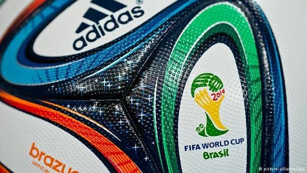 Producenci sprzętu sportowego walczą w Brazylii o udziały rynkowe i miliardowe zyski /Deutsche Welle