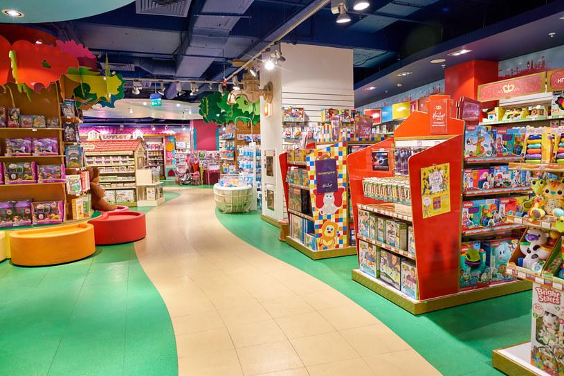 Producenci zabawek w tym roku mogą zyskać /123RF/PICSEL