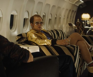 Producenci zażądali wycięcia sceny seksu z biografii Eltona Johna
