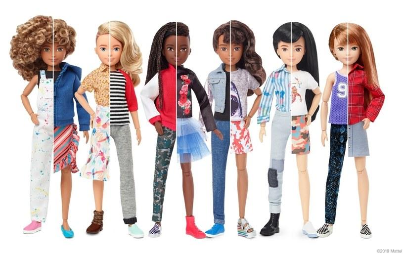 Producent Barbie wprowadził na rynek serię lalek neutralnych płciowo /Cover Images /East News