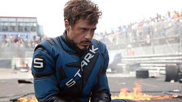 """Produckcja """"Iron Mana 3"""" zostałą wstrzymana dopóki Iron Man nie wyleczy kontuzji. /materiały dystrybutora"""
