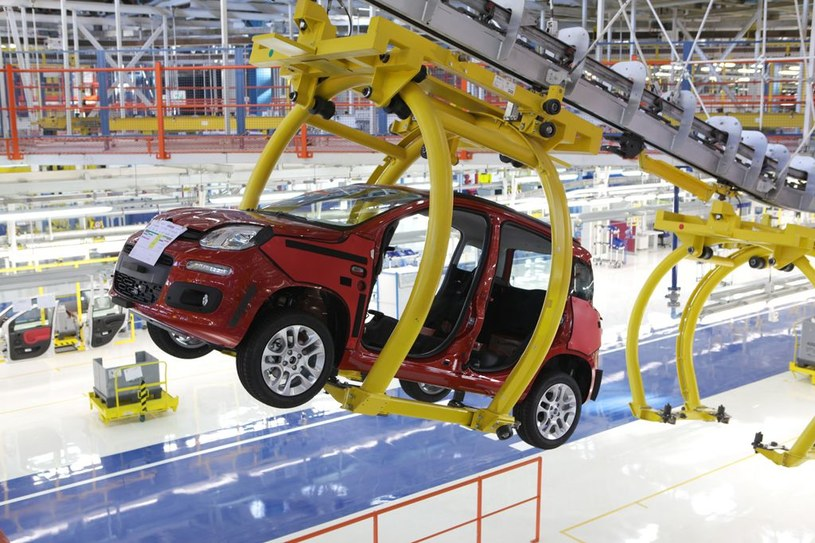Produkcja Fiata Pandy we Włoszech /