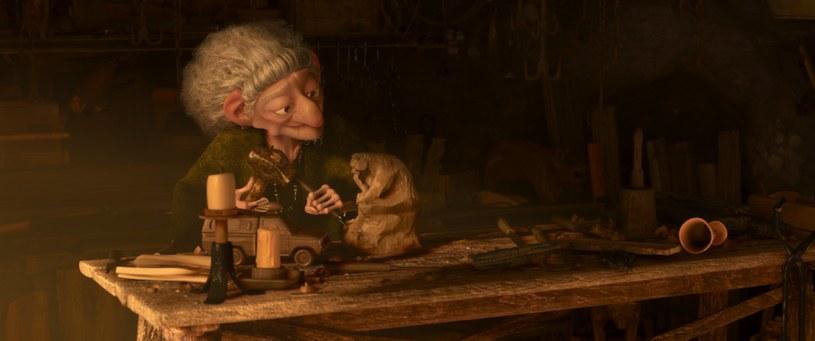 """Produkcja Pixara z 2012 roku- """"Merida Waleczna"""" /materiały dystrybutora"""