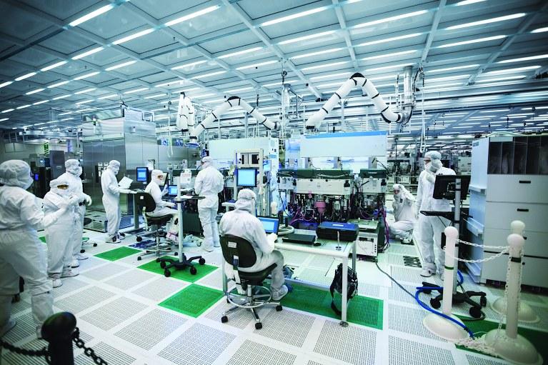Produkcja procesorów to bardzo skomplikowany proces /materiały prasowe