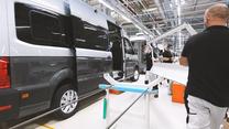 Produkcja Volkswagena Grand Californii we Wrześni