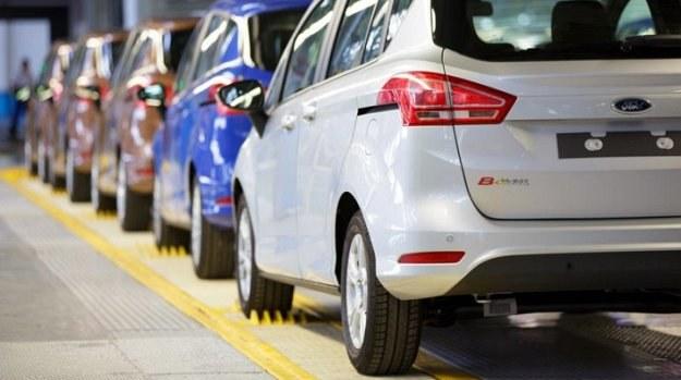 Produkcję B-Maxa w fabryce w Rumunii uruchomiono w ubiegłym roku. Dzisiaj to czwarty pod względem popularności model Forda w Europie. /Ford