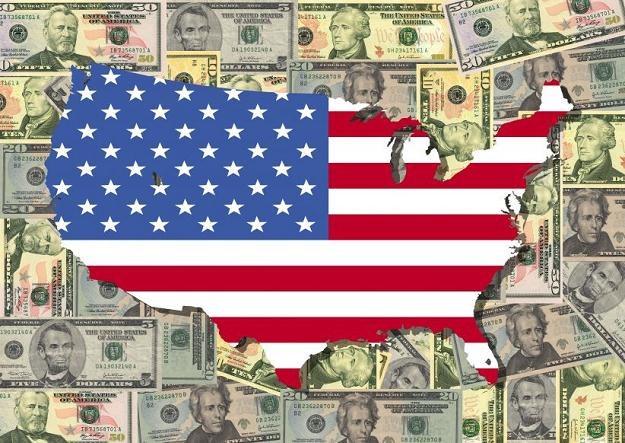 Produkt Krajowy Brutto USA wzrósł w II kwartale 2013 roku o 2,5 proc. /©123RF/PICSEL