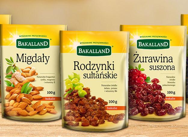 Produkty Bakalland /materiały prasowe