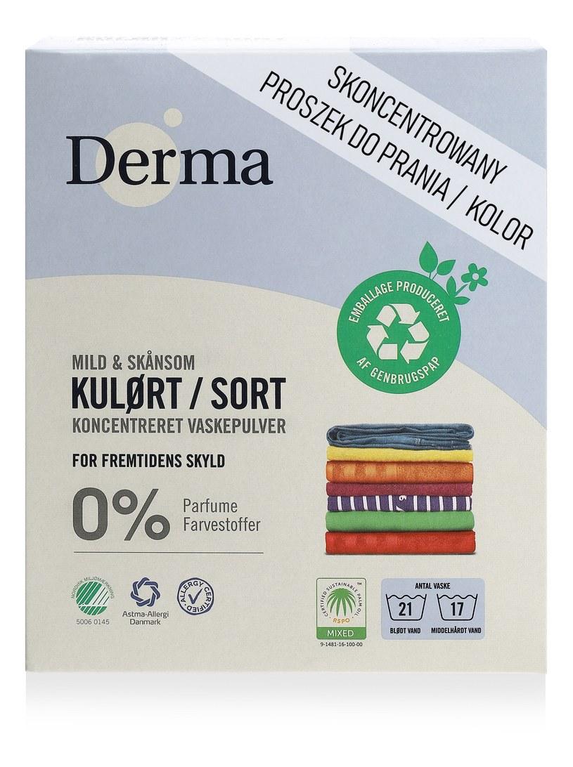 Produkty do prania duńskiej marki nie zawierają ekstraktów, które mogą powodować alergie, są bezzapachowe, pozbawione substancji podejrzewanych o działanie zaburzające gospodarkę hormonalną, nie posiadają substancji szkodliwych dla środowiska i żadnych  znanych alergenów
