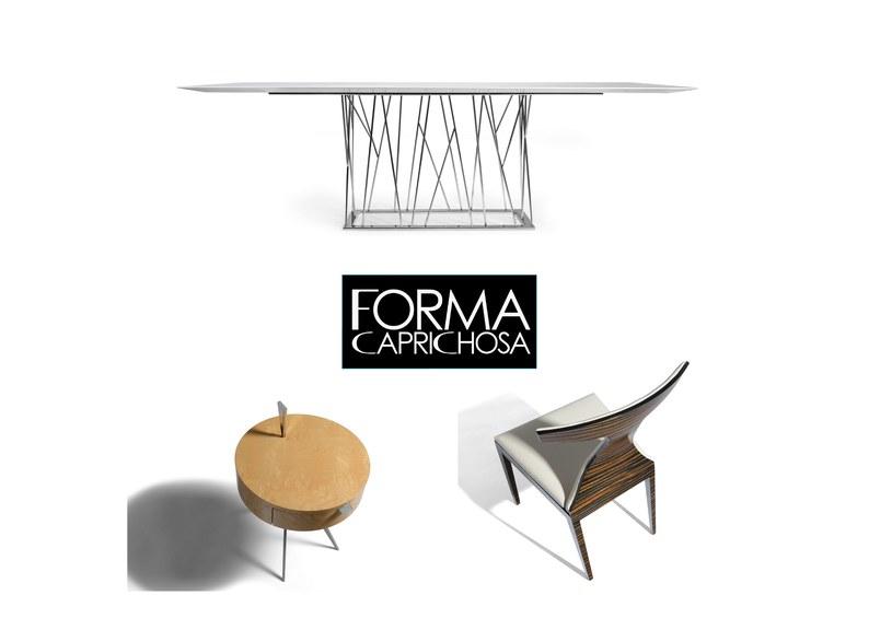 Produkty FORMA CAPRICHOSA /materiały promocyjne
