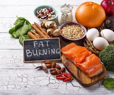 Produkty, które najlepiej spalają tłuszcz