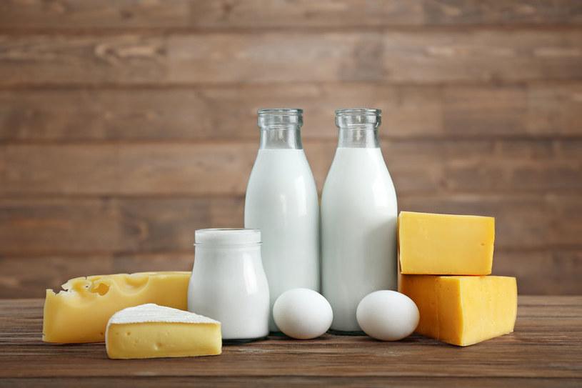 Produkty mleczne /©123RF/PICSEL