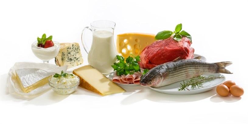 Produkty pełne protein /© Photogenica