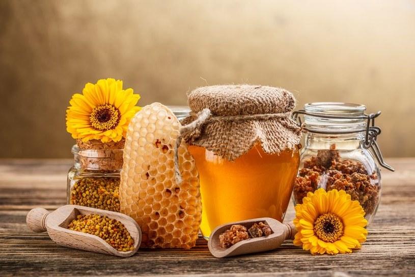 Produkty pszczele /©123RF/PICSEL