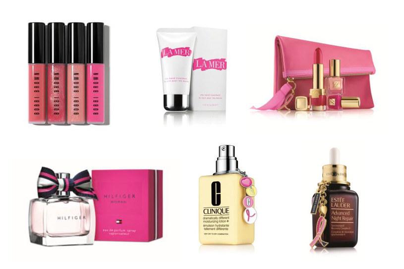 Produkty z Różową Wstążką /materiały prasowe