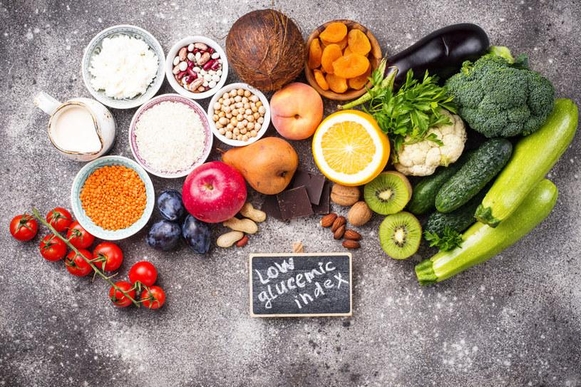 Produkty zalecane cukrzykom /©123RF/PICSEL