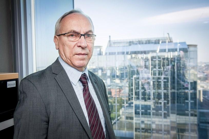 Prof. Adam Gierek /East News