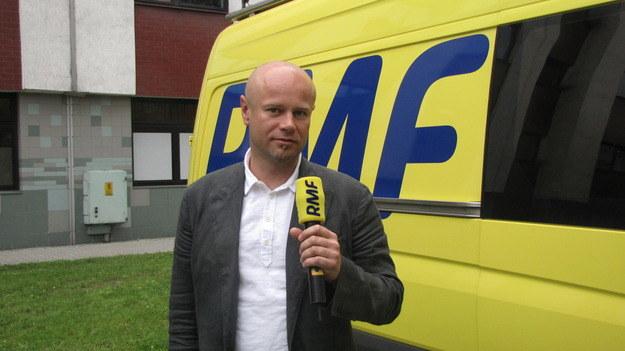 Prof. Adam Maciejewski /RMF