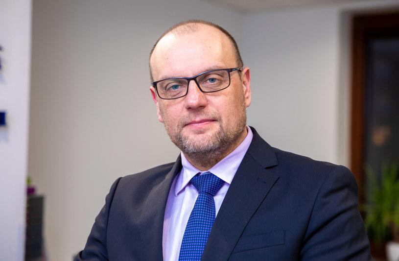 Prof. Adam Mariański, przewodniczący Krajowej Rady Doradców Podatkowych / Robert Gardzinski /Agencja FORUM
