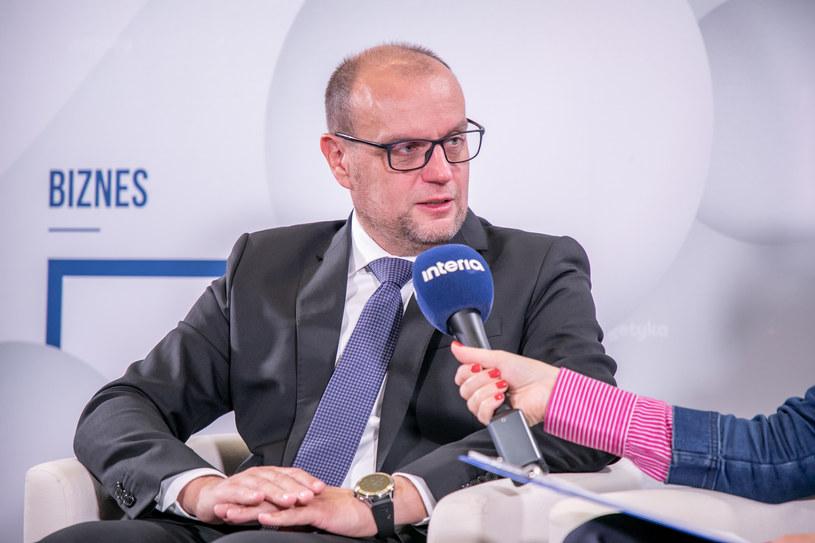 prof. Adam Mariański, przewodniczący Krajowej Rady Doradców Podatkowych /Fot. Ireneusz Rek /INTERIA.PL