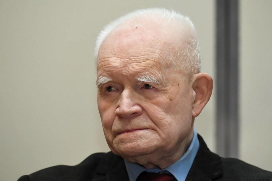 Prof. Adam Strzembosz / Radek Pietruszka   /PAP