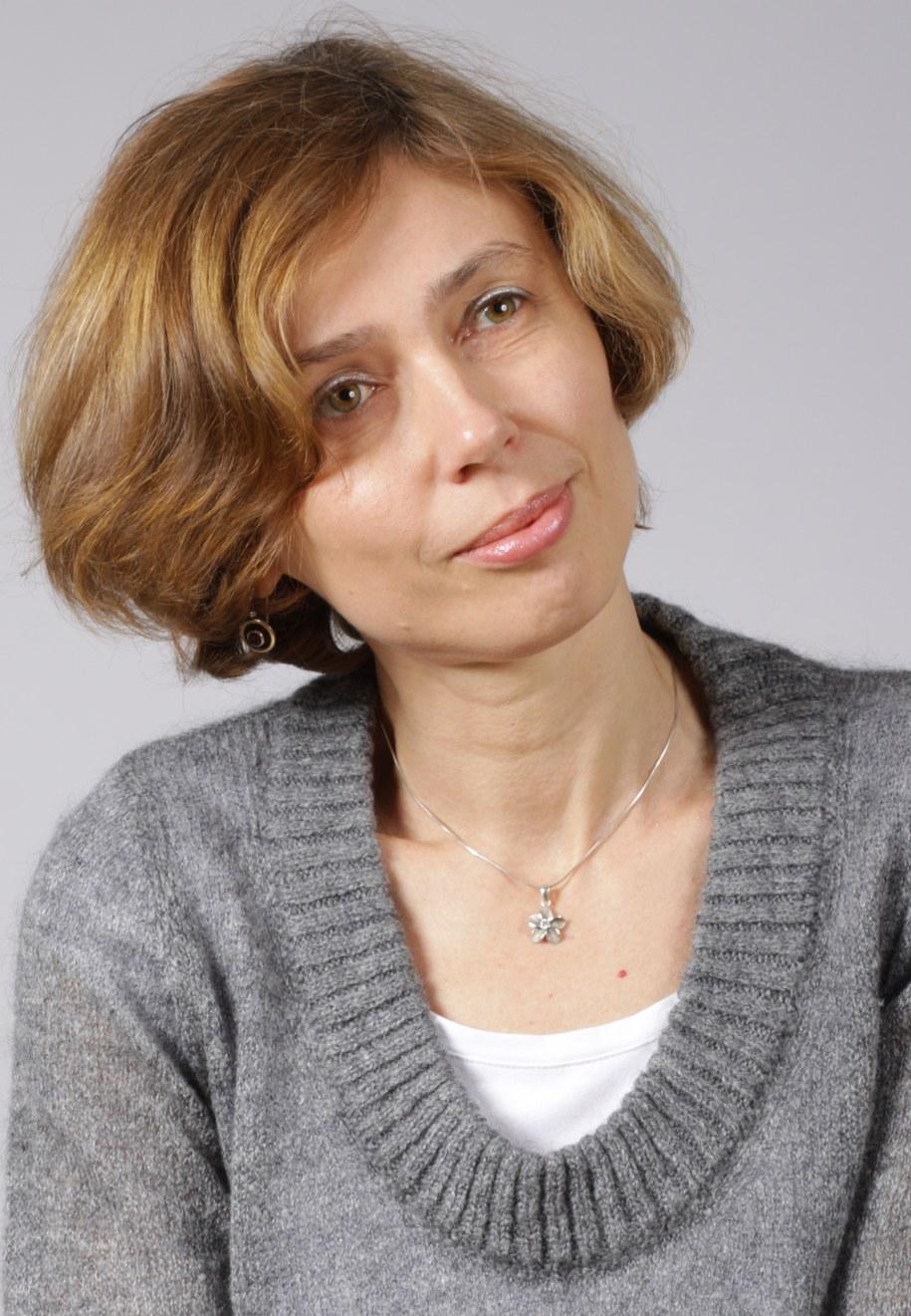 Prof. Agata Różańska / Foto: camk.edu.pl /
