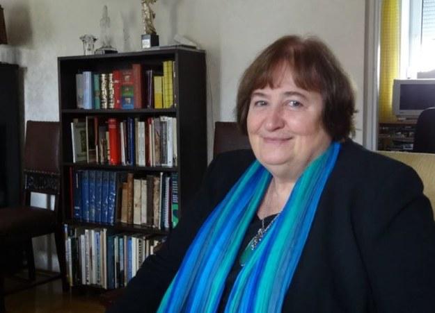 Prof. Agnieszka Zalewska /Grzegorz Jasiński /RMF FM