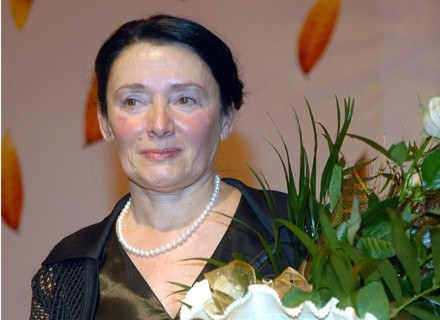 Prof. Alicja Chybicka fot. Marek Ulatowski /MWMedia