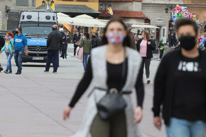 Prof. Andrzej Horban: Nie ma szans na odporność populacyjną