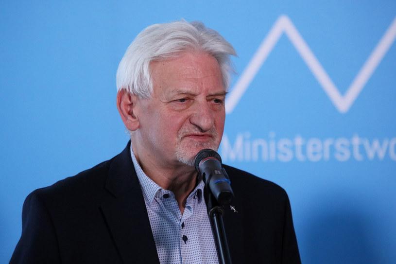 Prof. Andrzej Horban: Uzyskaliśmy delikatną równowagę z wirusem; jesteśmy na dobrej drodze /Piotr Molecki /East News