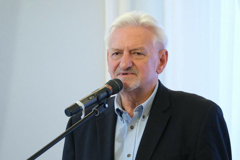 Prof. Andrzej Horban /Mateusz Grochocki/East News /East News