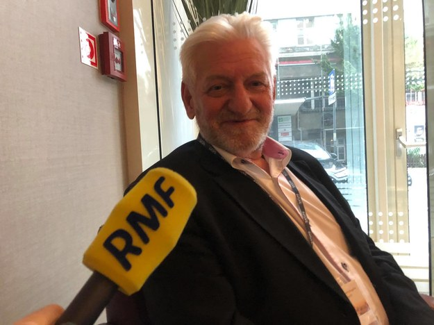 Prof. Andrzej Horban /Michał Dobrołowicz /RMF FM