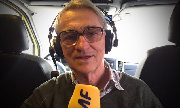 Prof. Andrzej Jerzmanowski /Michał Dukaczewski /RMF FM