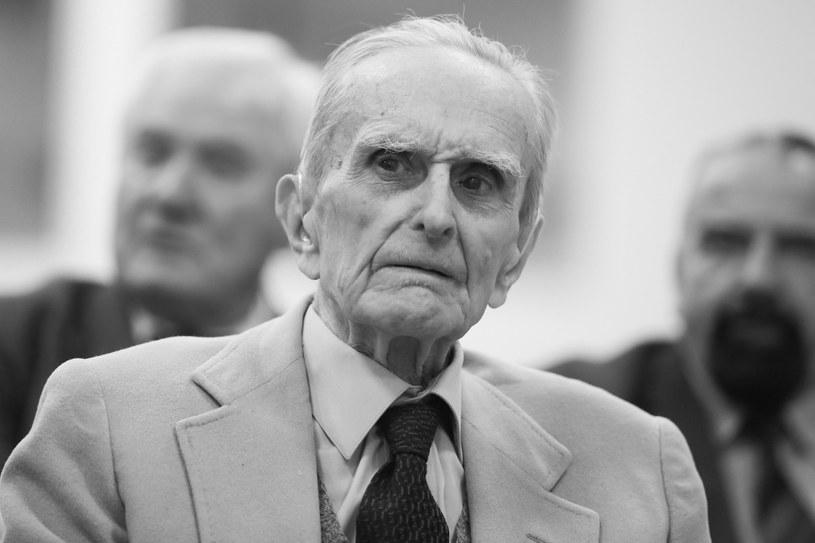 Prof. Andrzej Półtawski /Beata Zawrzel /Reporter