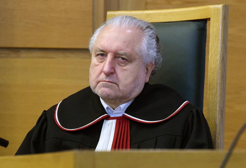 Prof. Andrzej Rzepliński /Radek Pietruszka /PAP