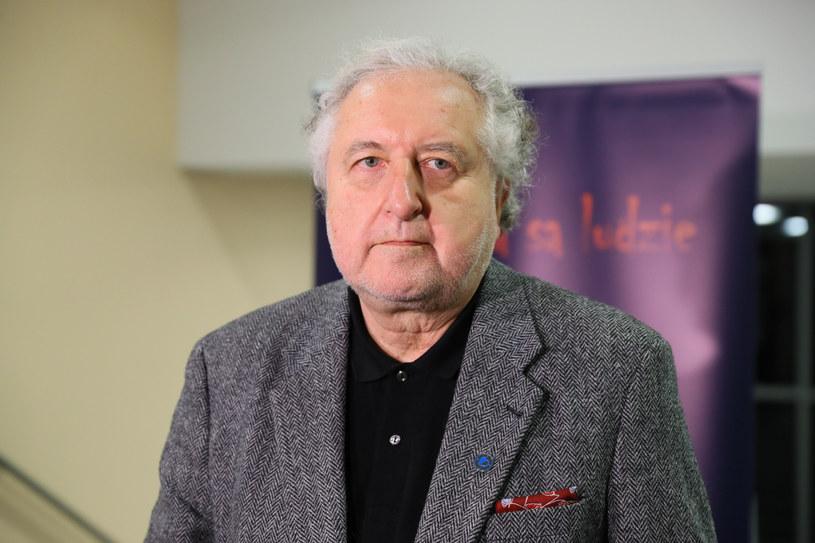 Prof. Andrzej Rzepliński /Robert Stachnik /Reporter