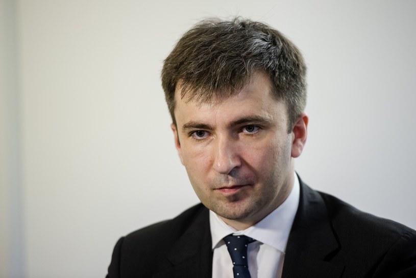 """Prof. Andrzej Rzońca został """"głównym ekonomistą PO"""" /Rafał Oleksiewicz /Reporter"""