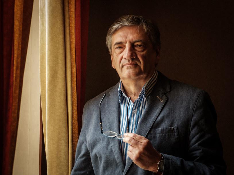 Prof. Andrzej Szahaj /Krzysztof Żuczkowski  /Agencja FORUM